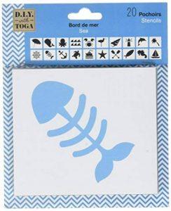 pochoir toga TOP 8 image 0 produit