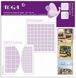 pochoir toga TOP 9 image 0 produit