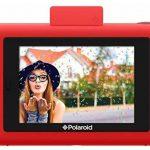 Polaroid Appareil-Photo numérique à Impression Instantanée Snap Touch avec Écran LCD (Rouge) et Technologie D'Impression sans Encre Zink de la marque Polaroid image 1 produit