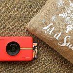 Polaroid Appareil-Photo numérique à Impression Instantanée Snap Touch avec Écran LCD (Rouge) et Technologie D'Impression sans Encre Zink de la marque Polaroid image 4 produit