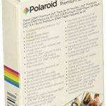 """Polaroid - Papier photo ZINK Premium 2""""x3"""" - LOT DE 50 feuilles - Compatible avec les appareils-photo Polaroid Snap, Z2300 & SocialMatic Instant, et avec l'imprimante Polaroid Zip Instant… de la marque Polaroid image 1 produit"""