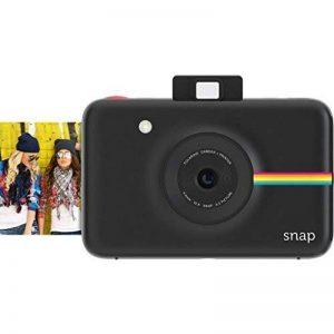 Polaroid Snap : Appareil Photo numérique instantané (Noir) avec la Technologie D'Impression Zink Zero Ink de la marque Polaroid image 0 produit