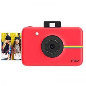 Polaroid Snap : Appareil Photo numérique instantané (Rouge) avec la Technologie D'Impression Zink Zero Ink de la marque Polaroid image 0 produit