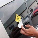 PPD A4 jet d'encre brillant vinyle auto-adhésif papier autocollant 20x Feuilles de la marque Photo-Paper-Direct image 6 produit