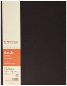 Pro-Art-Bilderpalette papier Strathmore croquis Journal 27,9cm X 35,6cm, 96feuilles de la marque Pro-Art image 0 produit