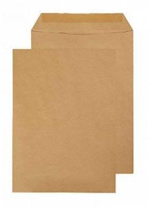 Purely Everyday C4 324 x 229 mm Enveloppes Kraft Gommé-Lot de 25 de la marque Purely image 0 produit