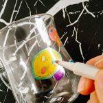 PuTwo Feutres 10 Couleurs Métalliques Pour Fujifilm Instax Mini Photo Marqueurs Multicolore Scrapbooking Accessoires Pour Carterie Bricolage Photo Album / Utilisation Sur Toute la Surface du Papier / Verre / Plastique / Poterie de la marque PuTwo image 2 produit