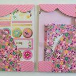 Rachel Ellen Lot de papier à lettres Rose à fleurs et stickers de la marque Rachel Ellen image 1 produit