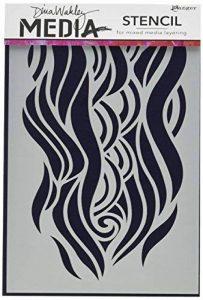 Ranger Pochoir Motif vagues de la marque Ranger image 0 produit
