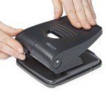 Rapesco 835-P Perforateur de bureau 2 Trous 40 Feuilles Noir de la marque Rapesco image 2 produit
