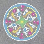 Ravensburger 29764–Fairy Dreams Pochoir pour mandalas Utilisation en extérieur de la marque Ravensburger image 2 produit