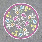 Ravensburger 29764–Fairy Dreams Pochoir pour mandalas Utilisation en extérieur de la marque Ravensburger image 3 produit