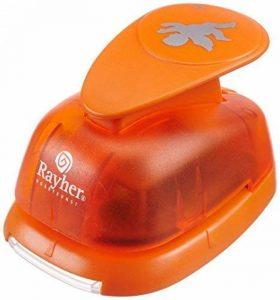 Rayher Hobby 69041000 Perforatrice Motif Ange Diamètre 3 81cm SB Blister DE 1 de la marque Rayher Hobby image 0 produit