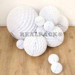 realpack® Blanc 100x–Feuilles de papier de soie sans acide Luxe Premium Ramette 45,7x 71,1cm 450mm x 700mm sans emballage Idéal pour votre Livraison Rapide de la marque REALPACK® image 1 produit