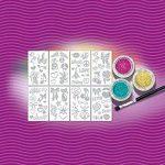 Revell My Arts - 30502 - Accessoire Pour Déguisement - Tatouage Ephémère - Glitter Tatous de la marque Revell Ag (Germany) image 2 produit