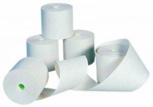 Rexel Pack de 5 Ibicos 1491X et 1228X Rouleaux de Papier Thermiques de la marque Rexel image 0 produit