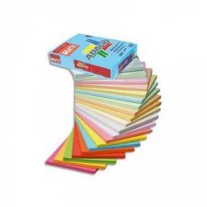 Rey Adagio Ramette de 250 feuilles papier couleur 160g A3 Rose de la marque REY image 0 produit