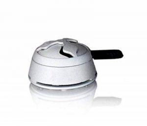 Régulateur de Chauffe Shisha porte-charbon pour narguilé chicha de qualité exceptionnel, systeme de chauffe chicha - Système de gestion de la chaleur de charbon de chicha de luxe, accessoire de narguilé pratique et élégant, fournit une expérience de tabag image 0 produit