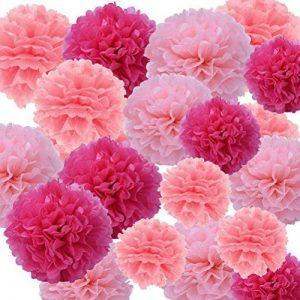 rose en papier de soie TOP 12 image 0 produit