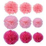 rose en papier de soie TOP 12 image 2 produit