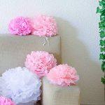 rose en papier de soie TOP 5 image 2 produit