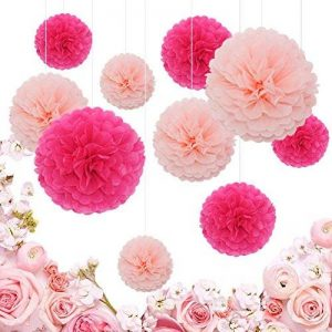 rose en papier de soie TOP 6 image 0 produit