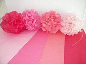 rose en papier de soie TOP 9 image 0 produit