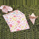 Rosepoem 60pcs Beauté Floral Place Origami japonais pliant Rêves chanceux Papier 6 couleurs double face 15 15cm Craft grue Chiyogami de la marque Kicode image 2 produit