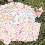 Rosepoem 60pcs Beauté Floral Place Origami japonais pliant Rêves chanceux Papier 6 couleurs double face 15 15cm Craft grue Chiyogami de la marque Kicode image 3 produit