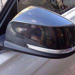 Rouleau de film autocollant 3D Kunfine, en fibre de carbone et vinyle, 127cm x 30cm pour décorer votre voiture, imperméable de la marque Kunfine image 2 produit