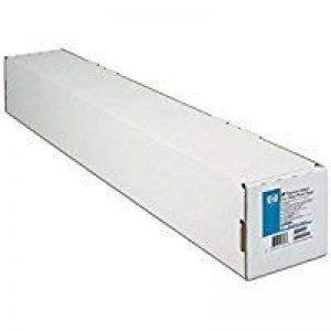 Rouleau de Papier Autocollant d'intérieur 610mm x 22,9 m (24in x 75 Ft) 170g/m² pour Traceur/imprimante Grand Format HP CG948A de la marque Générique image 0 produit