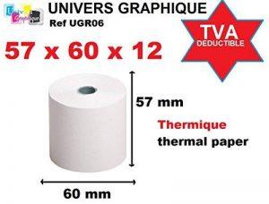rouleau de papier pour calculatrice TOP 14 image 0 produit