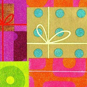 Rouleau papier cadeau 0,70x25m 2720HU25M de la marque les couleurs de l'emballage image 0 produit
