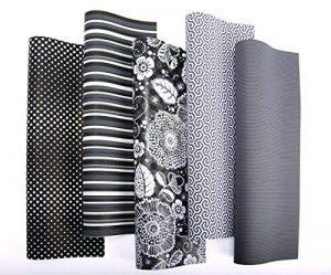 rouleau papier cadeau noir TOP 5 image 0 produit