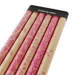 rouleau papier cadeau rose TOP 13 image 1 produit