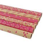 rouleau papier cadeau rose TOP 13 image 3 produit