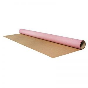 rouleau papier cadeau rose TOP 4 image 0 produit