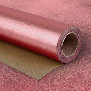 rouleau papier cadeau rose TOP 5 image 0 produit
