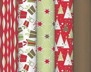 rouleau papier emballage cadeau TOP 10 image 0 produit