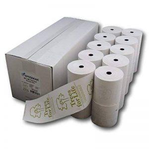 rouleau papier pour imprimante thermique TOP 2 image 0 produit