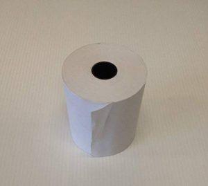 Rouleaux de papier thermique blanc 80x 60trou 18mm pour minit-ticket/t-ticket–Lot de 48rouleaux de la marque Impretech International Group image 0 produit