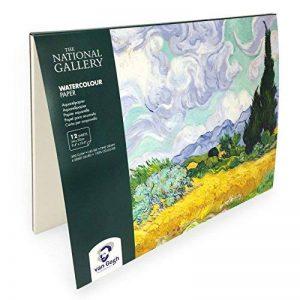 Royal Talens–Van Gogh–Le National Gallery–Les blocs de papier aquarelle–24x 32cm–12feuilles–Paysage de la marque Van Gogh image 0 produit