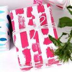 RUSPEPA Rouleau De Papier D'Emballage De Cadeau De Rose Et De Bleu De 6 Rouleaux - 76Cm X 305 Cm Par Petit Pain de la marque RUSPEPA image 4 produit