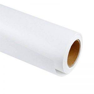 RUSPEPA Rouleau De Papier Kraft Blanc, 20,3 Cm X 30 M, Parfait Pour L'Artisanat, Emballage Cadeau de la marque RUSPEPA image 0 produit
