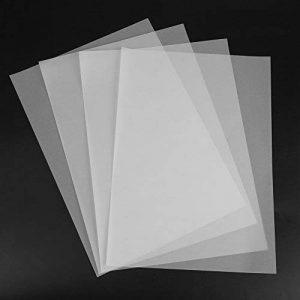 Sac de 100pcs Papiers Calques Transparents A4 pour Copie Dessin Esquisse Calligraphie de la marque Walfront image 0 produit
