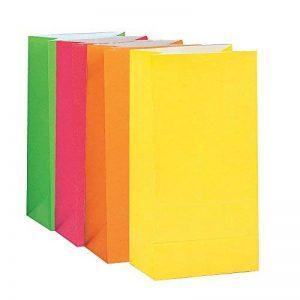 sac papier kraft couleur TOP 0 image 0 produit