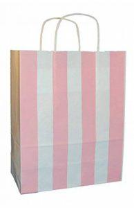 sac papier kraft couleur TOP 1 image 0 produit