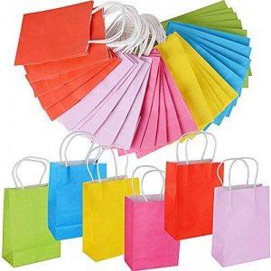 sac papier kraft couleur TOP 5 image 0 produit