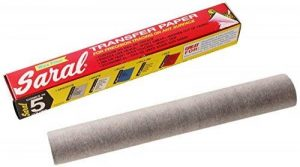 Saral Rouleau de papier transfert 30,4cmx3,35m Graphite de la marque Saral image 0 produit