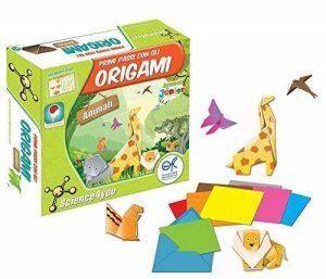 Science4you 394841premiers pas avec l'Origami–Les Animaux de la marque Science4you image 0 produit